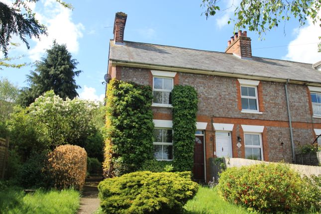 Thumbnail End terrace house for sale in Northview, Hungerford