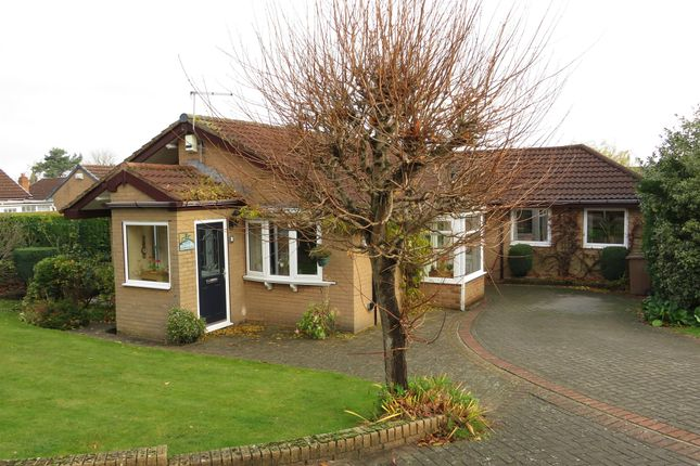 Thumbnail Detached bungalow for sale in Chilton Rise, Kirk Ella, Hull