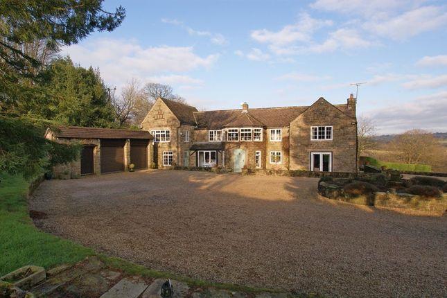 Thumbnail Property for sale in Robridding Road, Ashover, Derbyshire