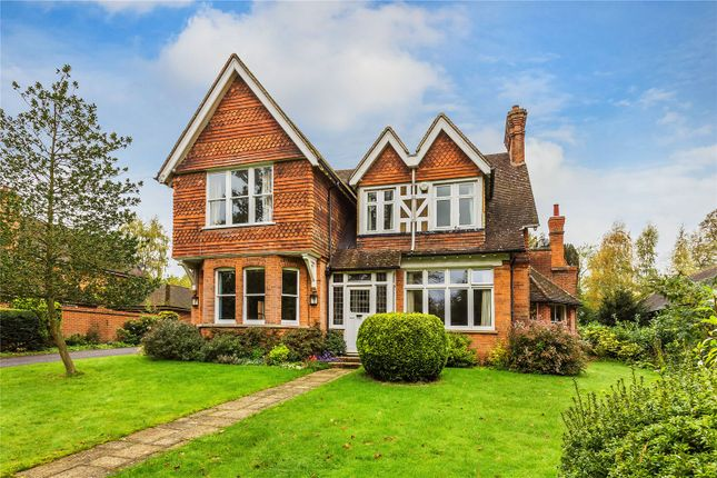 Thumbnail Detached house for sale in The Avenue, South Nutfield, Surrey