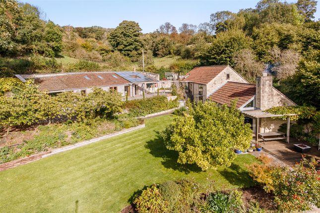 Thumbnail Detached house for sale in Shockerwick Lane, Bannerdown, Bath, Somerset