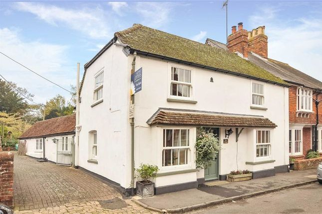 Thumbnail Cottage for sale in Church Street, Kintbury, Hungerford