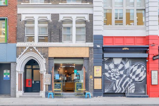 Thumbnail Retail premises to let in Great Eastern Street, Shoreditch, Shoreditch