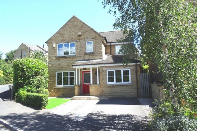 4 bed detached house for sale in Cedar Grove, Bailiff Bridge, Brighouse, West Yorkshire