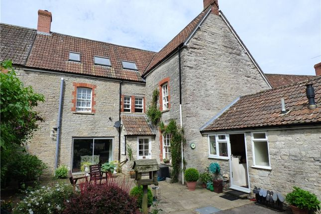 Thumbnail Terraced house for sale in High Street, Queen Camel, Yeovil, Somerset