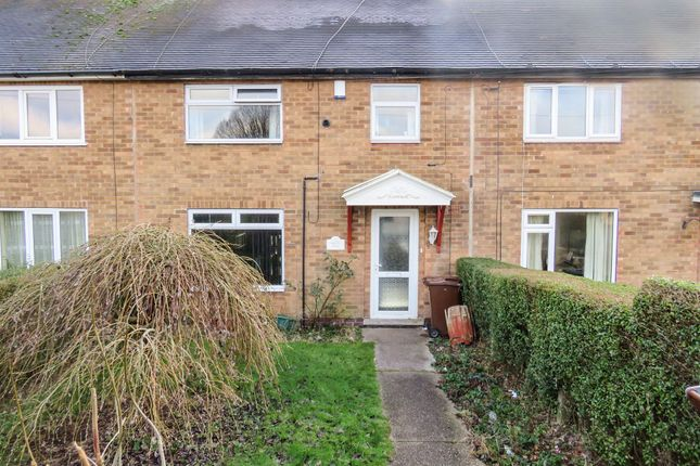 Pedmore Valley, Nottingham NG5