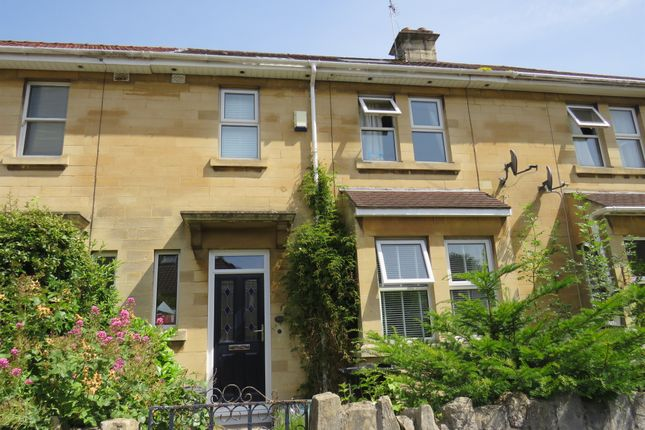 Thumbnail Terraced house for sale in Forester Avenue, Bath