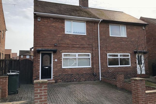 Thumbnail Semi-detached house to rent in Savory Road, Wallsend