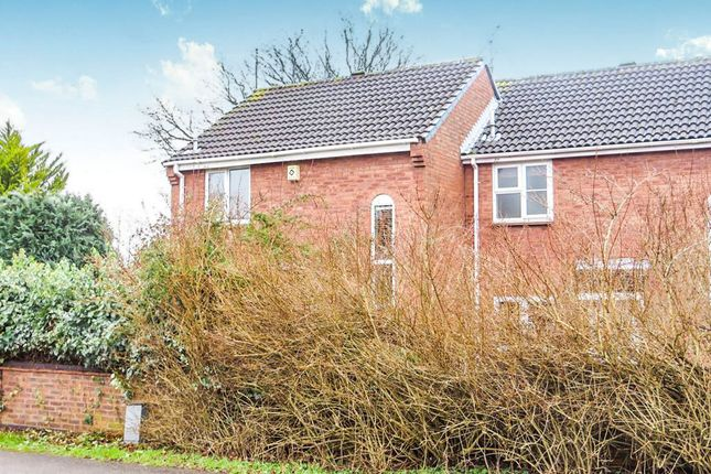 Semi-detached house for sale in Chatton Close, Lower Earley, Reading