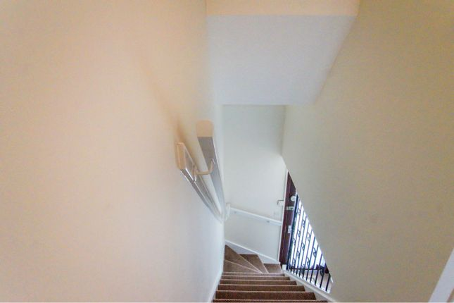 Staircase of Belltree Gardens, Dundee DD5