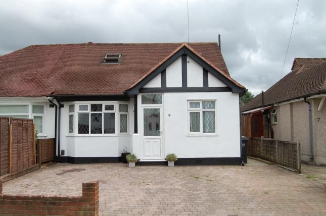 Thumbnail Bungalow for sale in Lacey Drive, Old Coulsdon, Surrey