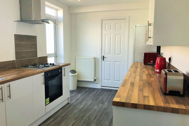 Thumbnail End terrace house to rent in Milner Road, Gillingham