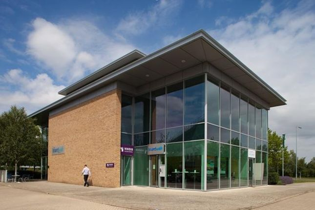 Thumbnail Office to let in First Floor, The Boardwalk, Cambridge Research Park, Cambridge, Cambridgeshire
