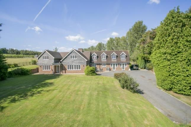 Thumbnail Equestrian property for sale in Poppinghole Lane, Robertsbridge, East Sussex