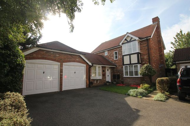 Thumbnail Detached house for sale in Ash Green, Great Chesterford, Saffron Walden