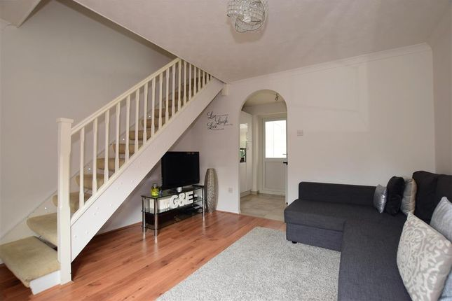 Thumbnail Terraced house for sale in Hazelwood Park Close, Chigwell, Essex