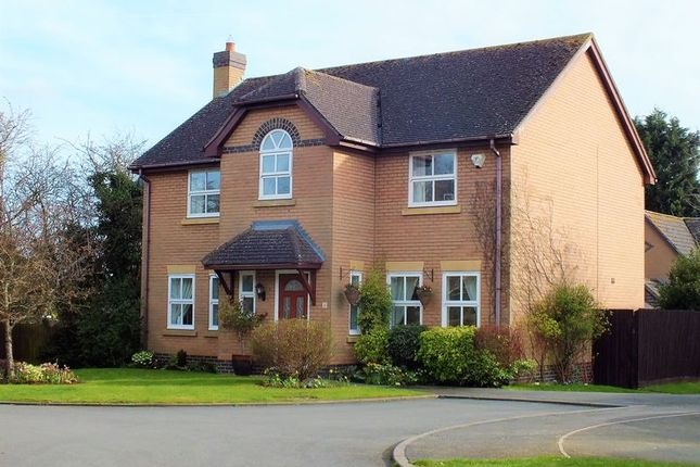 Thumbnail Detached house for sale in Briar End, Kidlington