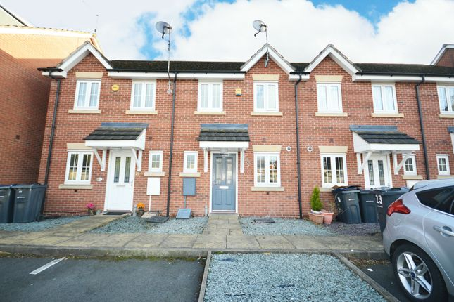 Thumbnail Terraced house for sale in Ilsley Drive, Acocks Green, Birmingham