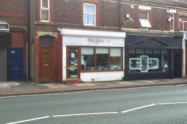 Retail premises for sale in Wallasey CH45, UK