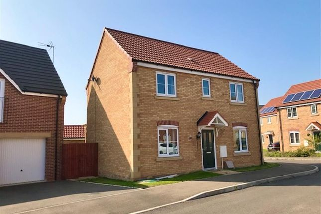 Thumbnail Detached house for sale in Rydal Close, Corby