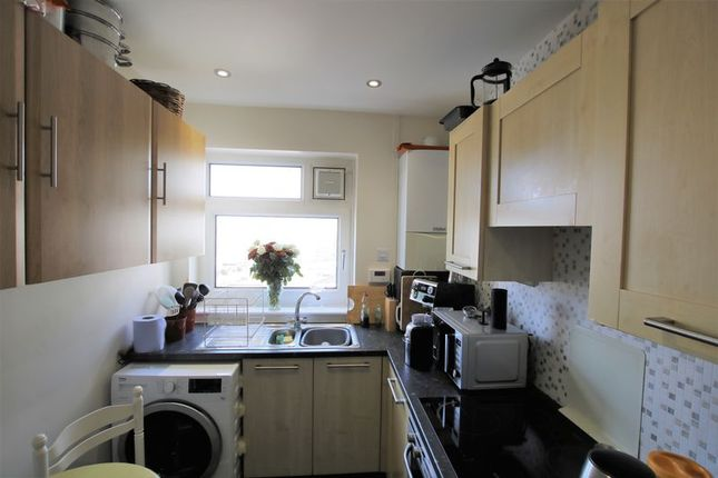 Kitchen of Flat 2, Imperial House, The Promenade, Port St Mary IM9