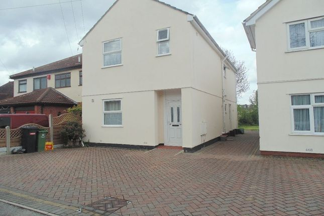 Thumbnail Flat to rent in Warescot Road, Brentwood, Essex