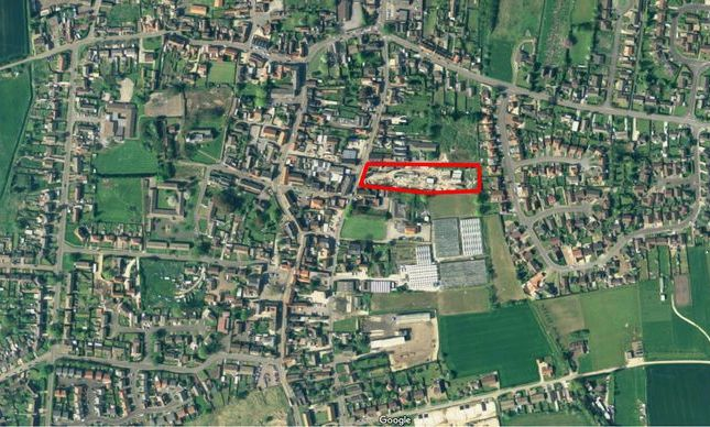 Aerial View of Fieldside, Crowle, Scunthorpe DN17