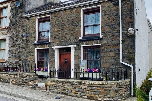 Thumbnail Semi-detached house for sale in Mount Street, Aberaman, Aberdare