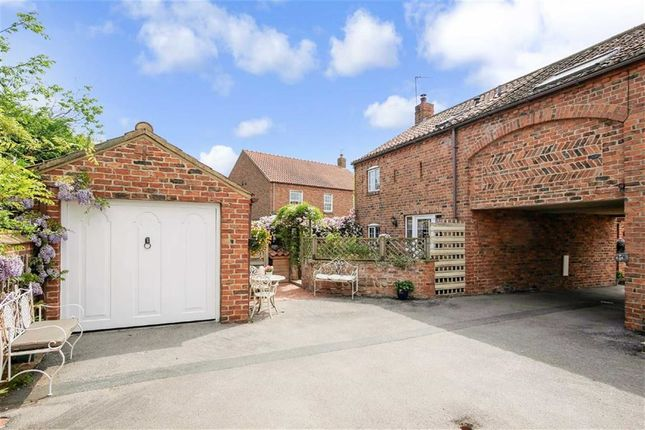 Thumbnail Mews house for sale in Church Street, Whixley, York