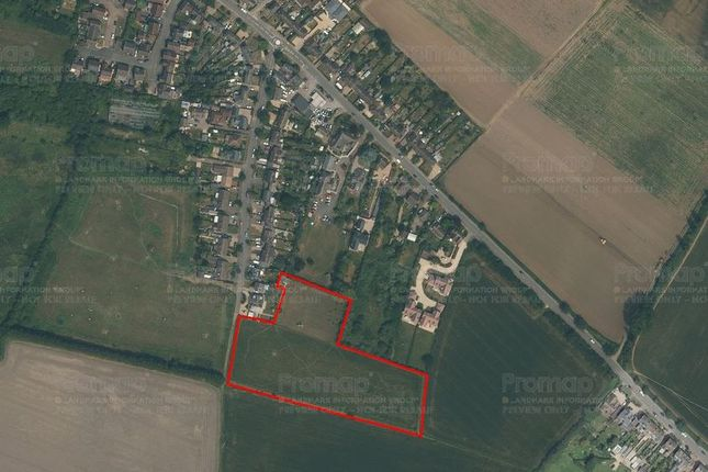 Thumbnail Land for sale in Hitchin Lane, Clifton