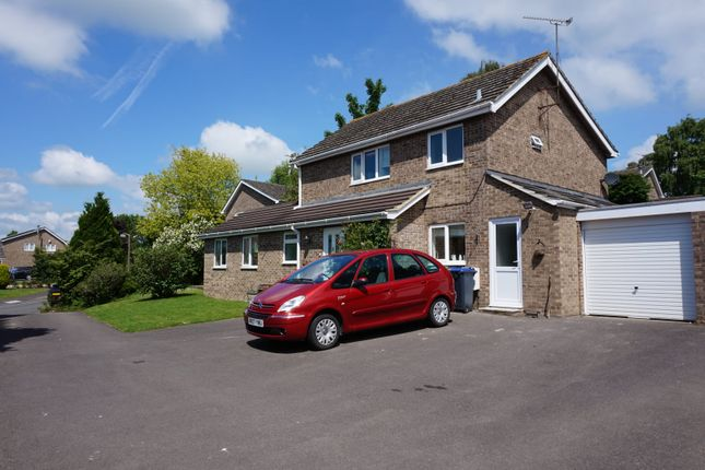 Thumbnail Detached house for sale in Vale Leaze, Little Somerford