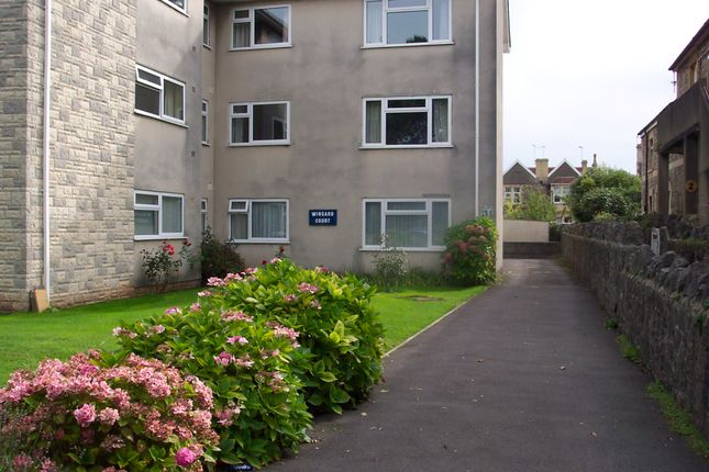 Thumbnail Flat to rent in Clarence Road East, Weston-Super-Mare