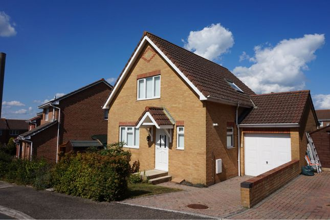 Thumbnail Detached house for sale in Kingslea Park, East Cowes