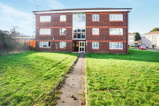 Thumbnail 1 bed flat for sale in Eagle Close, Dudley