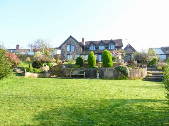Thumbnail Detached house for sale in Dulverton