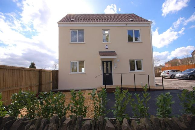 Thumbnail Detached house for sale in Deanery Road, Bristol