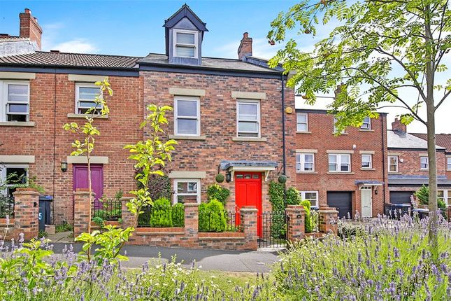 Thumbnail End terrace house for sale in The Sidings, Durham, Durham