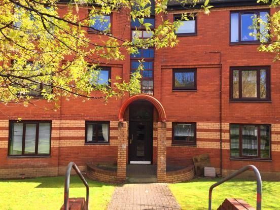 Thumbnail Flat to rent in Atlas Road, Springburn, Glasgow