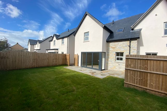 Thumbnail Semi-detached house for sale in Balfour Mews, Rectory Road, St Athan, Vale Of Glamorgan