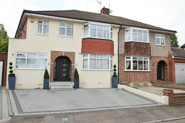 4 bed semi-detached house for sale in Royce Close, Broxbourne