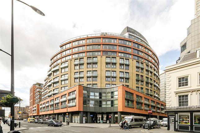 External of Balmoral Apartments, 2 Praed Street, London W2