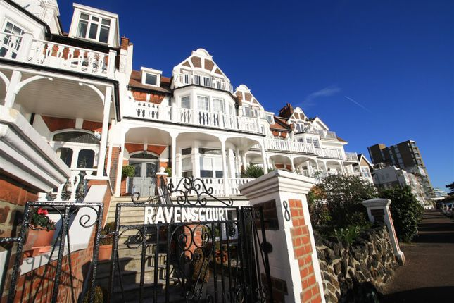 Thumbnail Flat for sale in Ravenscourt, The Leas, Chalkwell