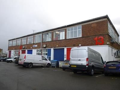 Business park for sale in Unit 13 Shakespeare Industrial Estate, Shakespeare Street, Watford, Hertfordshire