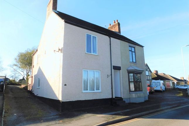Thumbnail Semi-detached house for sale in Talbot Street, Whitwick, Coalville