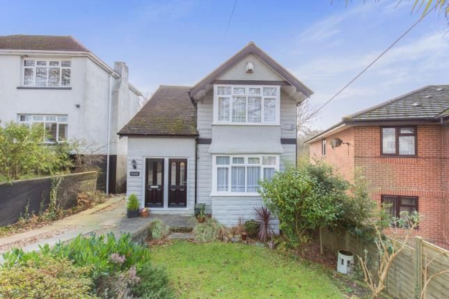 Thumbnail Detached house for sale in Fawley, Southampton, Hampshire
