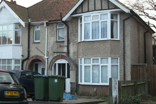 Thumbnail Property to rent in Chamberlain Road, Highfield, Southampton