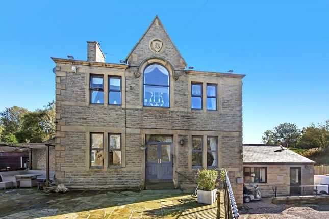 Thumbnail Semi-detached house for sale in Pinch Clough Close, Lumb, Rossendale