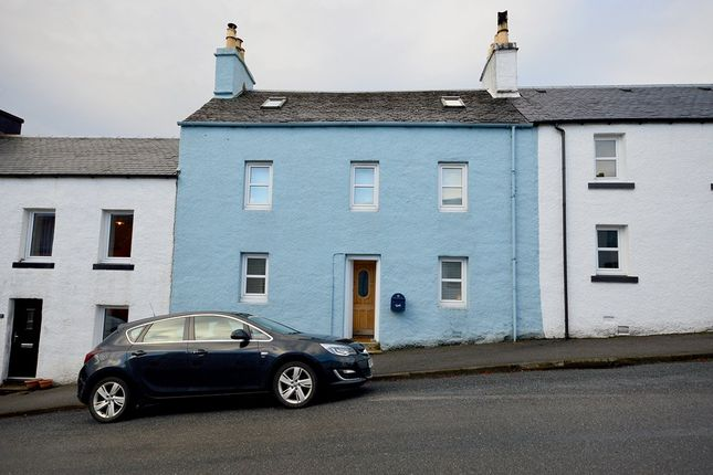 Thumbnail Terraced house for sale in Breadalbane Street, Tobermory, Isle Of Mull