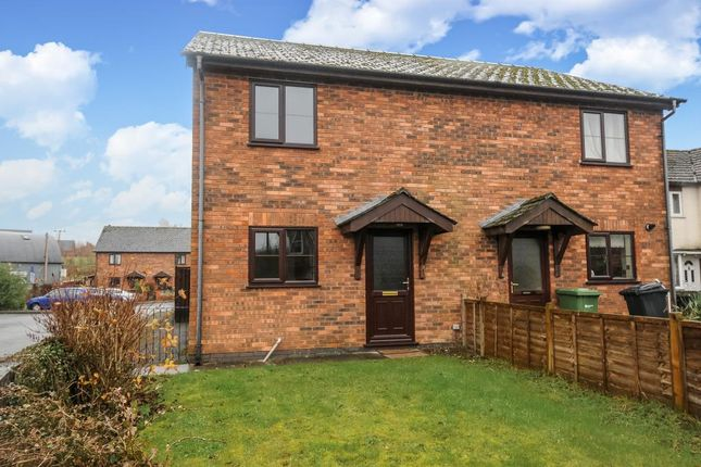 Thumbnail Semi-detached house to rent in Headbrook, Kington