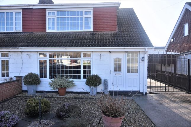 Thumbnail Semi-detached house for sale in Hawkins Way, South Killingholme